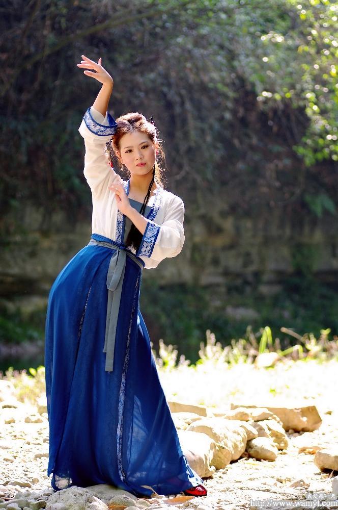 汉族人的服饰简笔画内容|汉族人的服饰简笔画版面设计