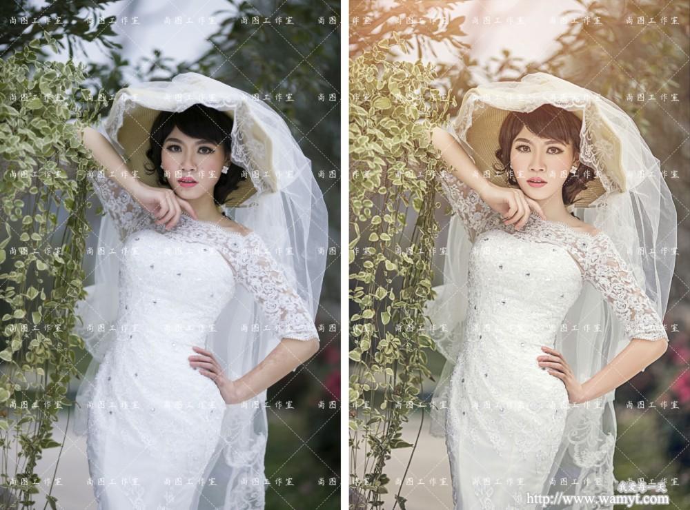 承接全国影楼婚纱艺术 相册设计,单片精修